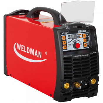 Weldman POWER TIG 200 AC/DC...