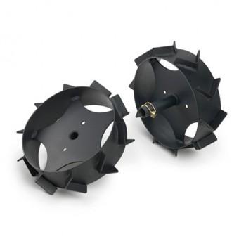 AMR 031 - zestaw kół stalowych