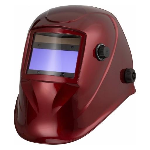 Przyłbica automatyczna IDEAL APS-510G RED