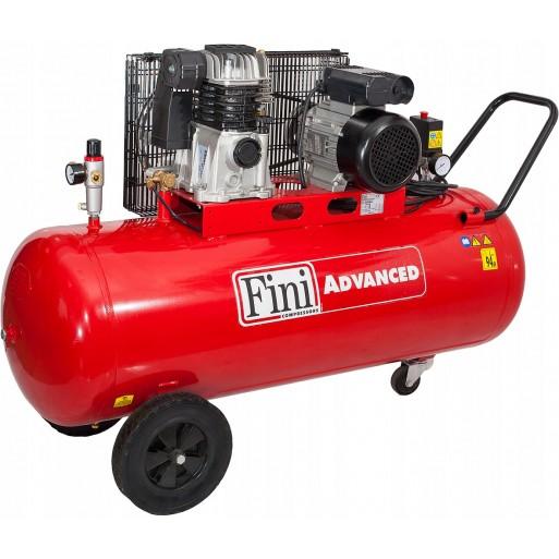 Kompresor olejowy tłokowy FINI MK 103-150-3T